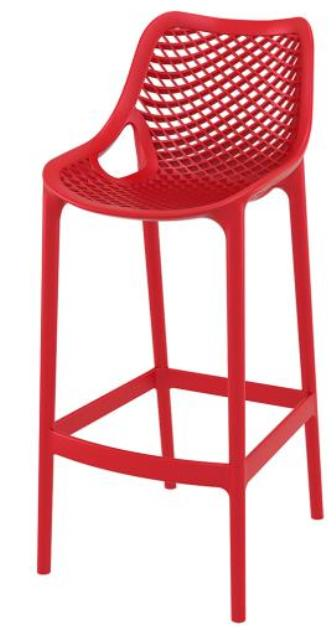 Air Bar Stool Specfurn Commercial Office Furniture