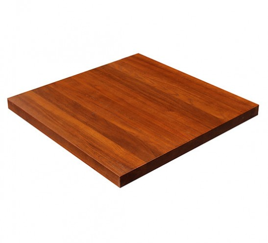 Walnut Stained American Oak Table Top | Specfurn Commercial Office Furniture