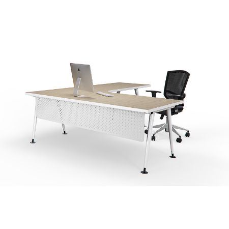 Jive Legs Corner Workstation_Specfurn Commercial Furniture
