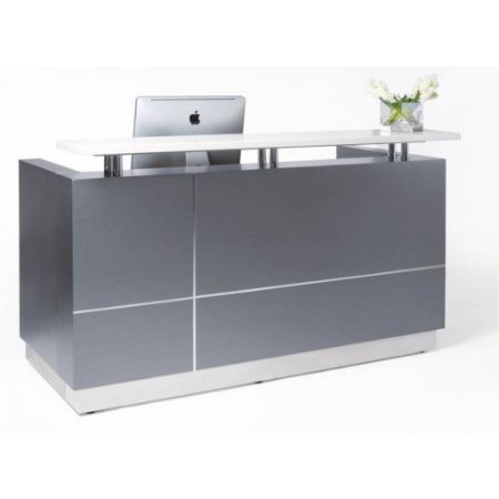 Specfurn Commercial Furniture Reception Counter Lugo