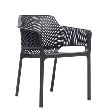 Specfurn Commercial Furniture Met Arm Chair