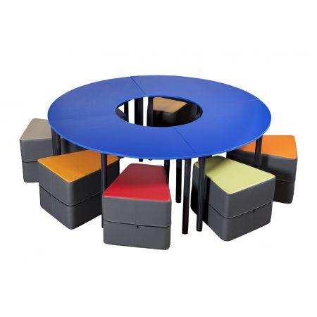 Quadrant 50 with ADJ Feet-800x800 - Specfurn Commercial Furniture